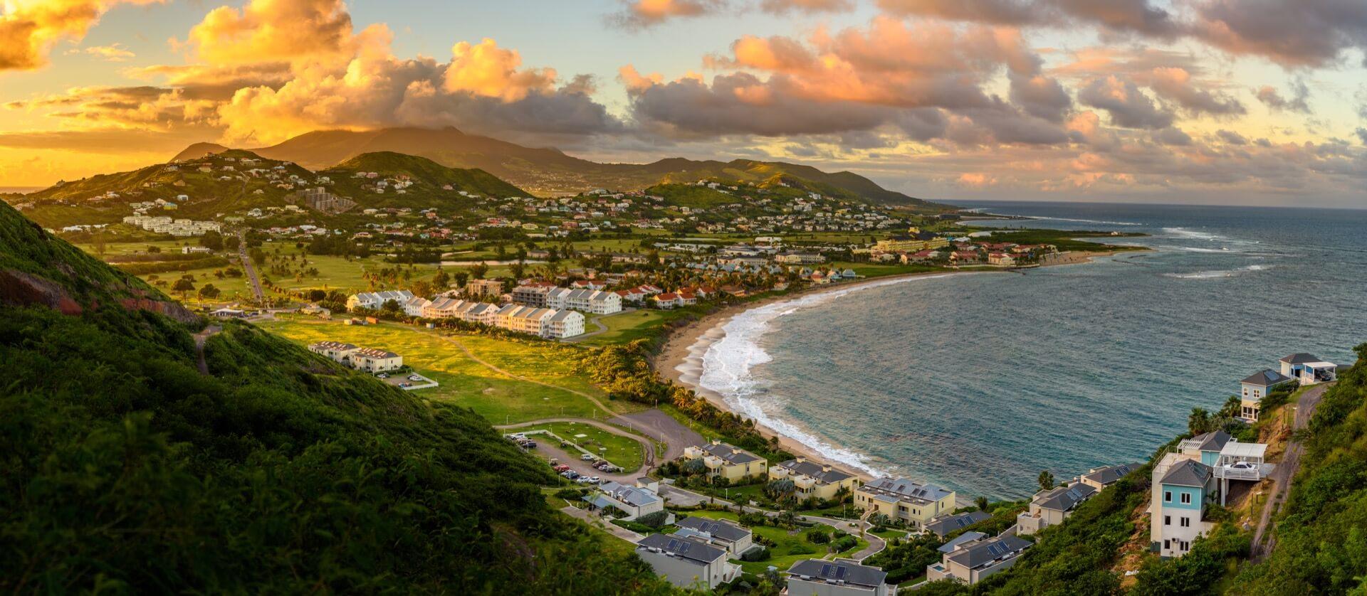 Đầu tư dự án Saint Kitts