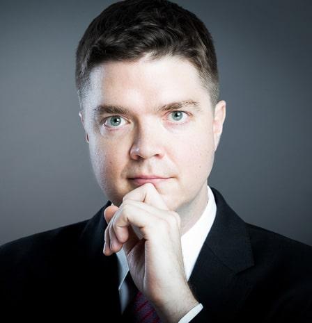 Luật sư Nicolas Laurin