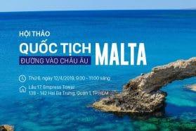 Quốc tịch Malta - đường vào Châu Âu