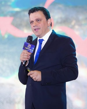 Nikolas Constantinou Giám đốc Phát triển kinh doanh Tập đoàn Giovani