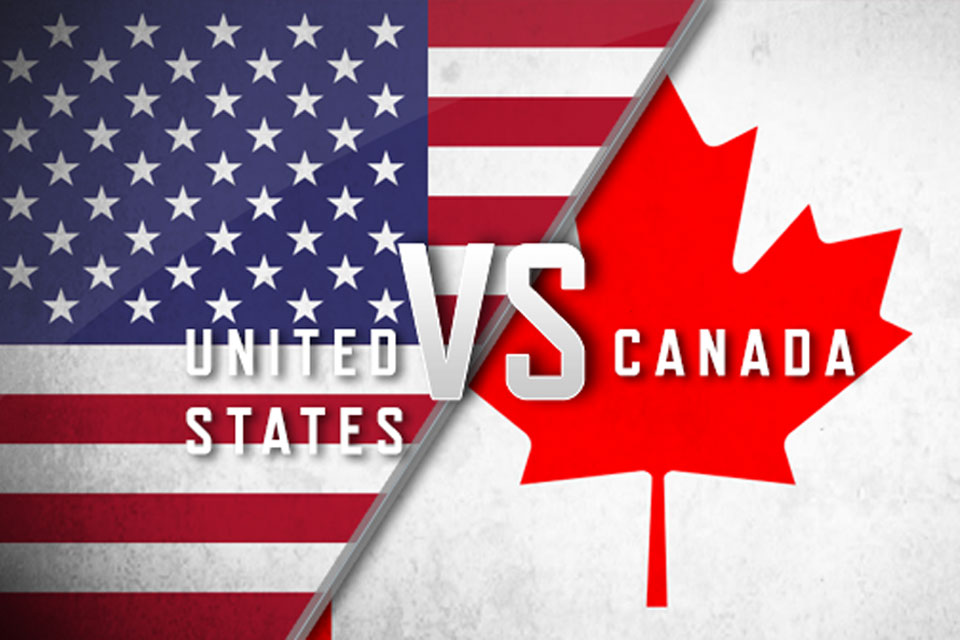 khác biệt giữa định cư Mỹ và Canada 1