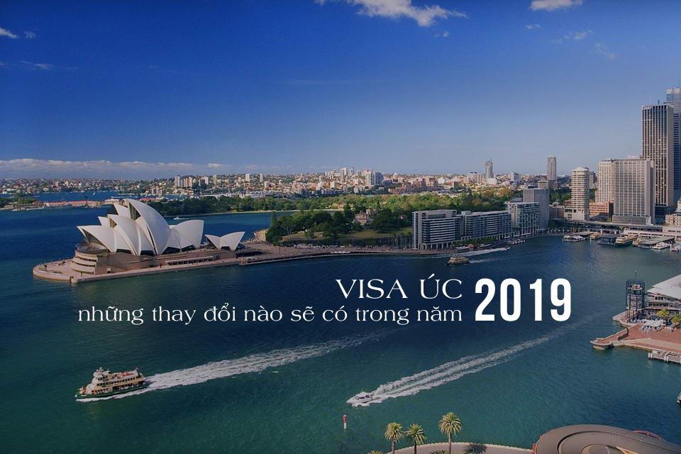 Visa Úc: những thay đổi nào sẽ có trong năm 2019?