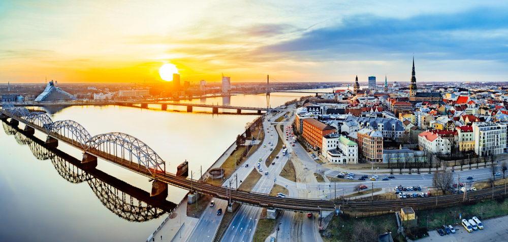 Latvia quốc gia lý tưởng để định cư