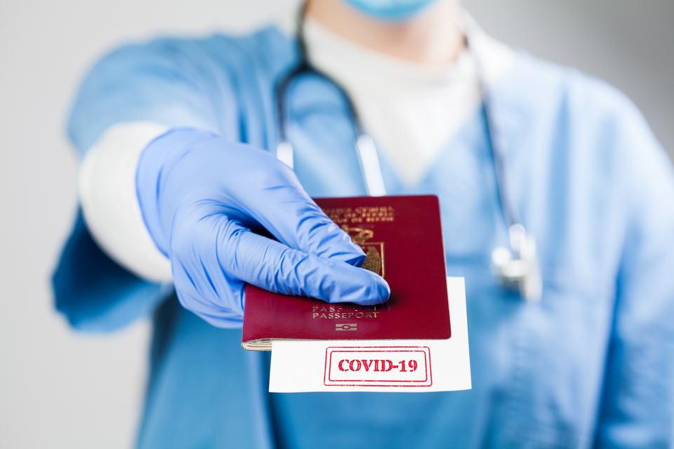 Hy Lạp ra mắt chứng nhận vắc xin Covid-19 cho tất cả công dân được tiêm chủng