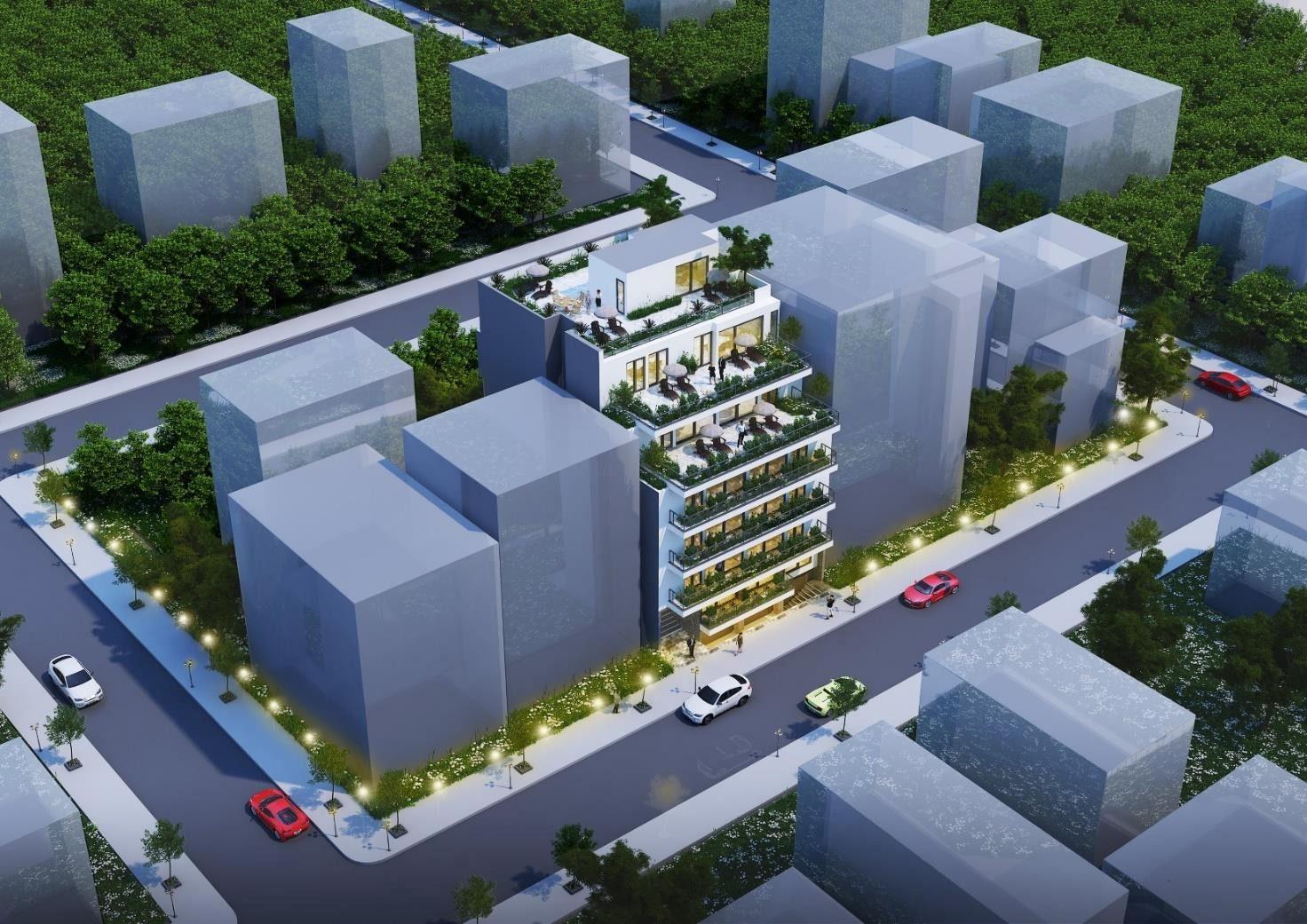 Đầu tư định cư Hy Lạp - dự án bất động sản Embassy Building