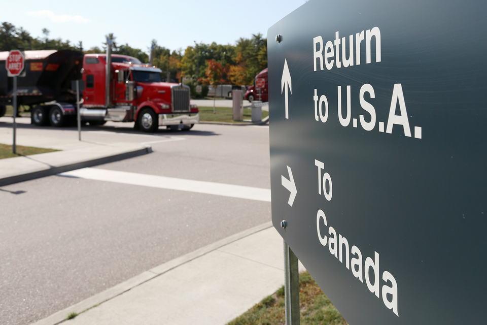 Thủ tướng Trudeau đề nghị mở lại biên giới Canada-Hoa Kỳ theo từng giai đoạn